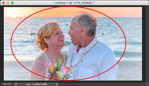cara membuat pola bebas di photoshop