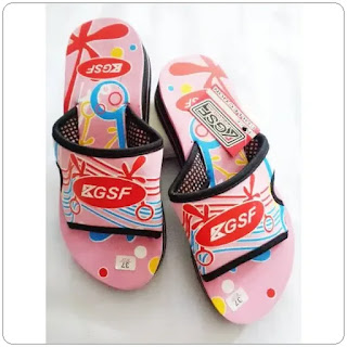 Sandal Kokop Wanita Simplek OTG