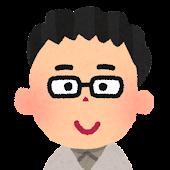 男性の顔アイコン 10