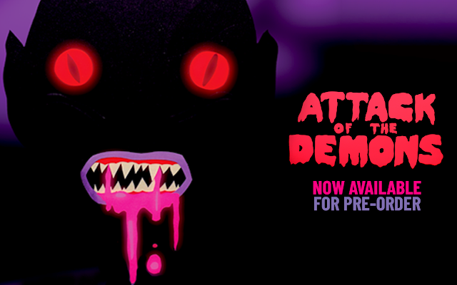 Attack of the Demons Soundtrack