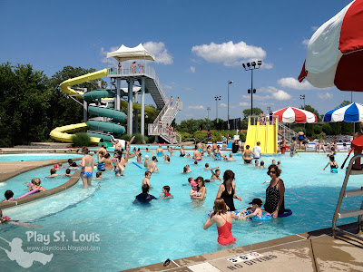 Play St Louis Manchester Aquatic Center Manchester