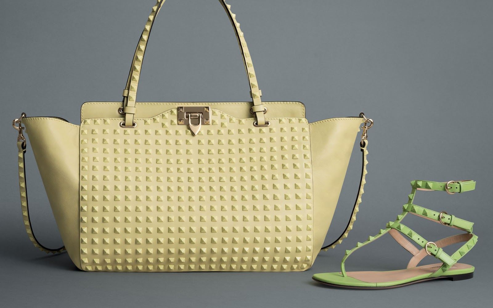 35bf1accf6 I love shopping - Valentino new rockstud collection