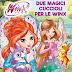 NEW WINX BOOK! - ''Due magici cuccioli per le Winx'' [Italy]