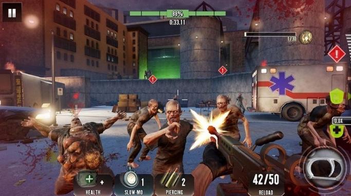 Game Zombie Terbaik Android