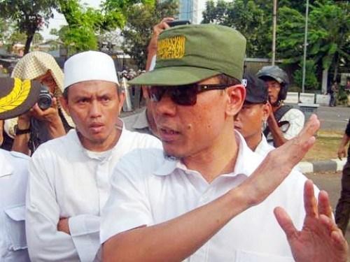 Siap Bela Said Didu, Munarman FPI: Tidak Boleh Penguasa Jadi Diktator