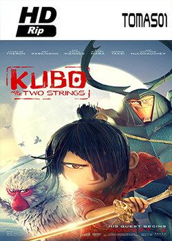 Kubo y la búsqueda samurai (2016) HDRip