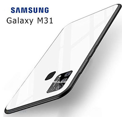 Samsung Galaxy M31 Back Cover