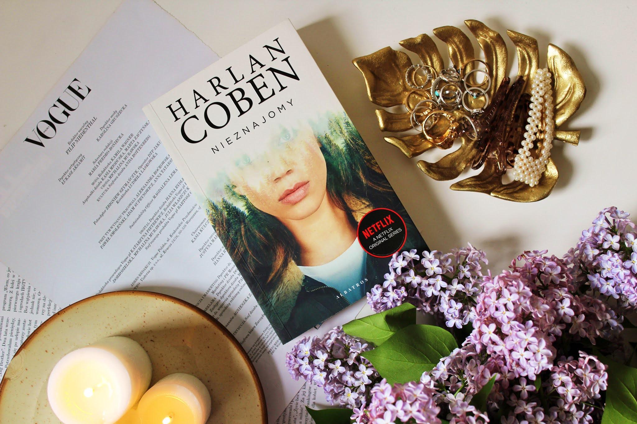 "Harlan Coben- ""Nieznajomy"" | recenzja"