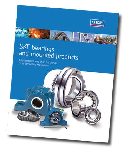 SKF Bearing Installation and Maintenance Guide | PDF