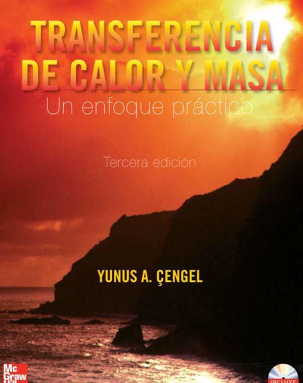 Transferencia de calor y masa, 3ra Edición – Yunus A. Çengel