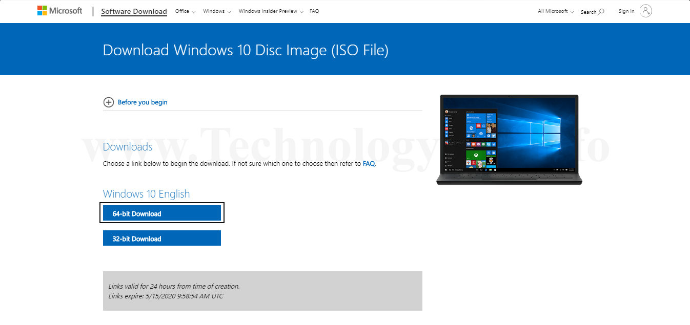 How To Download Windows 10 Latest Version Free