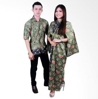 Baju Batik Couple Untuk Acara Pernikahan