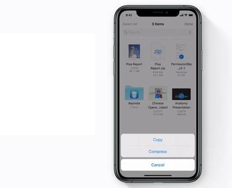 iPhone iOS 13 update : Apple iCloud Backup Service