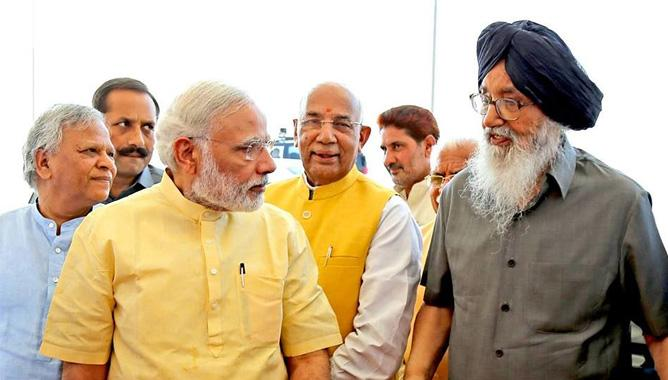 Is the one-man show over? Allies advise BJP after Delhi poll Shiromani Akali Dal urges minorities to get together,www.thekeralatimes.com