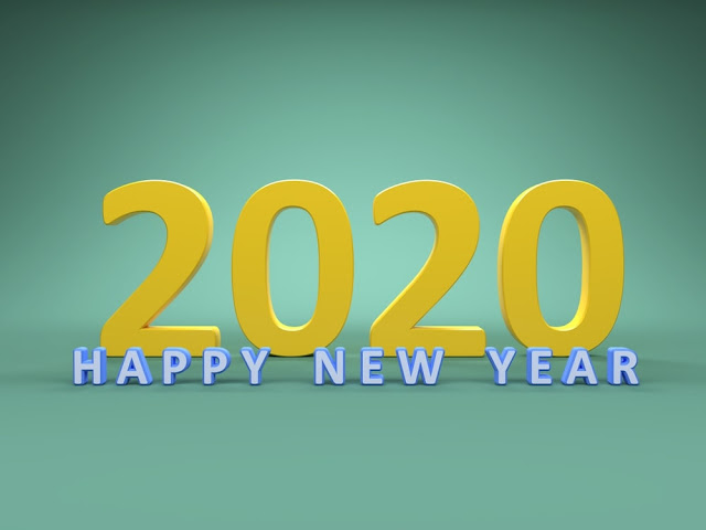 Happy New Year 2020 Images, Wallpapers 3