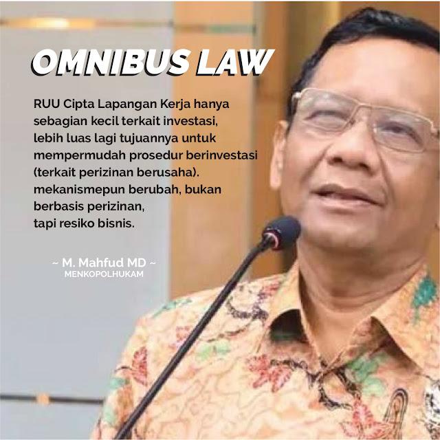Omnibus Law Pada Sektor UMKM, Apa Saja Keuntungannya ?