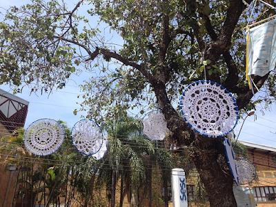Oficinas no Sesc convidam o público a tecer, bordar e pintar