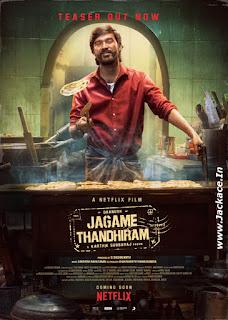 Jagame Thandhiram First Look Poster 5