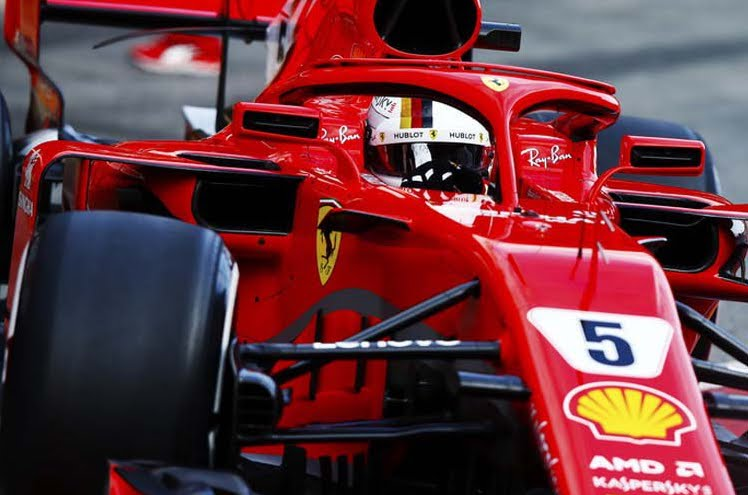DIRETTA GP Germania Streaming Formula 1 2018: Partenza Gara con Vettel Ferrari in pole su Sky Sport F1 HD