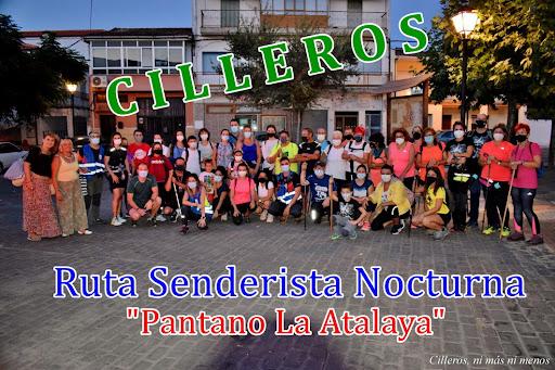 "RUTA SENDERISTA NOCTURNA ""PANTANO LA ATALAYA"""