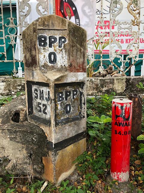 Nol Kilometer Kota Balikpapan