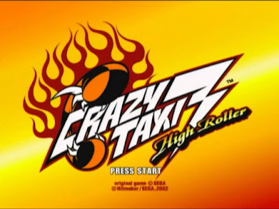 Download Crazy Taxi 3 Game For PC