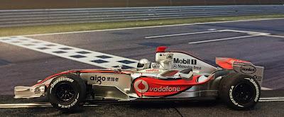 McLaren Scalextric Digital