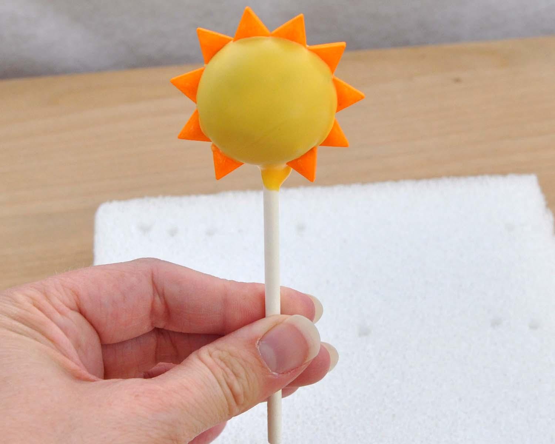 Beki Cook S Cake Blog Summer Sunshine Cake Pops