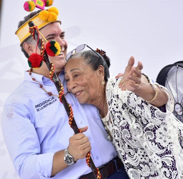 hoyennoticia.com, Se marchó Francisca Sierra - 'Mamá Franca'- a la edad  de 87 años