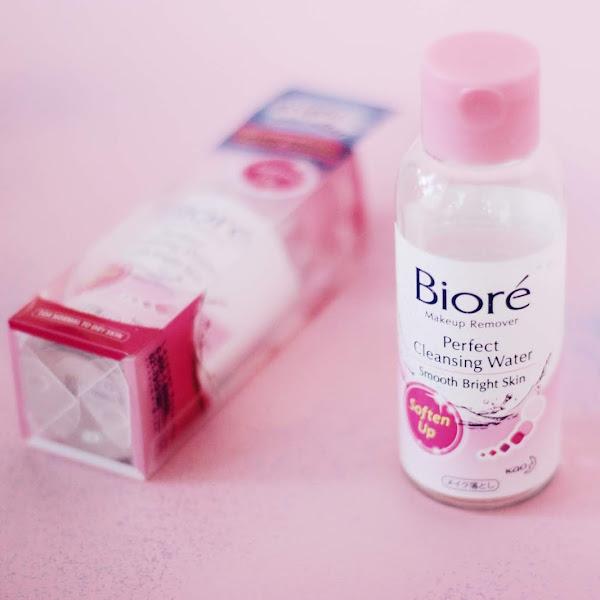 Beauty | Membersihkan Make Up Cukup Sekali Usap dengan Biore Makeup Remover