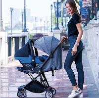 babyelle s352 genius cabin reversible stroller