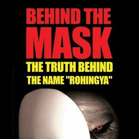 """Behind the Mask: The Truth Behind the Name """"Rohingya"""" - Free PDF by Khin Maung Saw"""