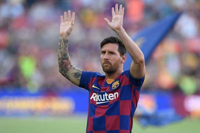 Bomba no mundo do futebol: Messi não é mais do Barcelona
