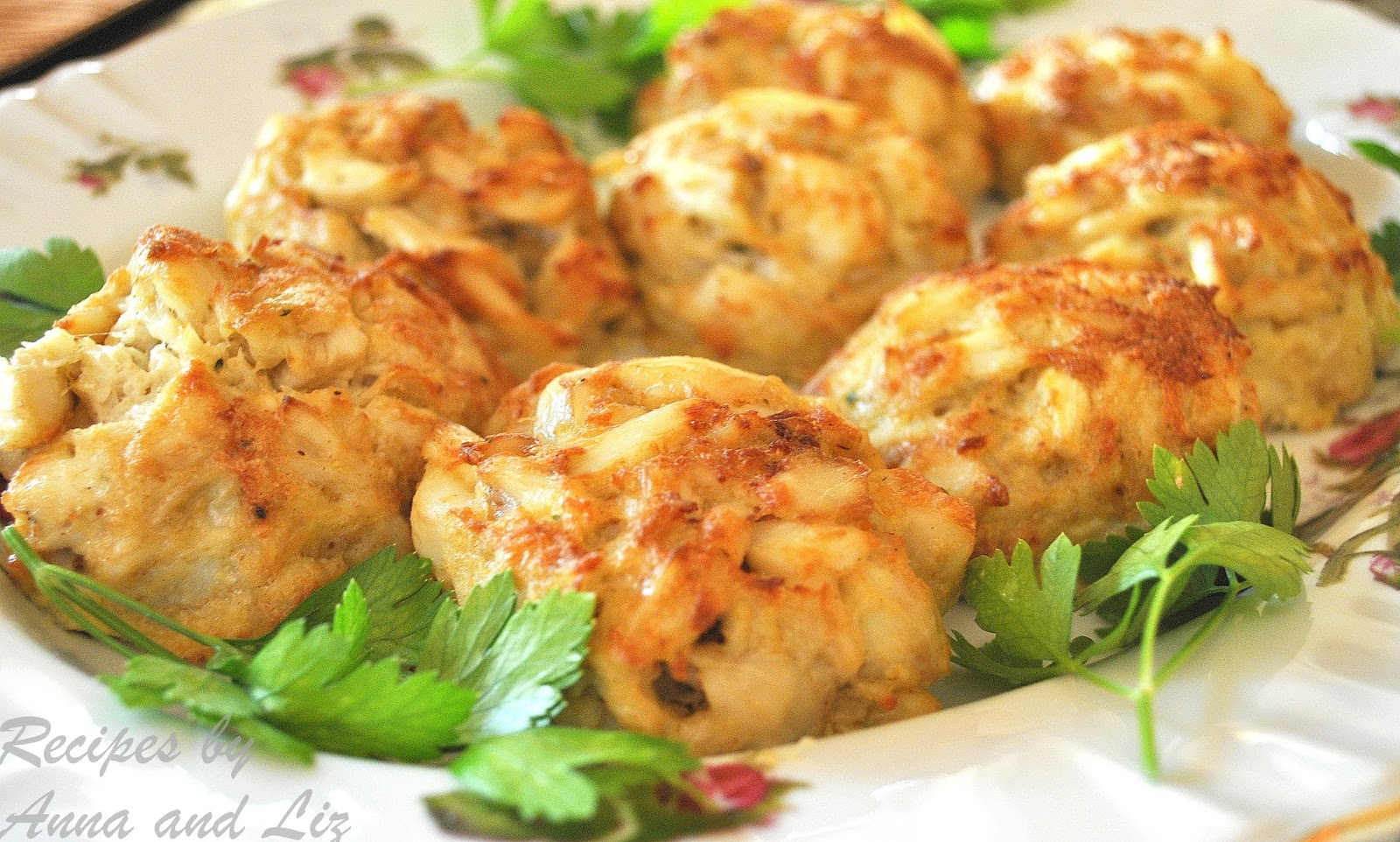 Low Country Crab Cake Recipe