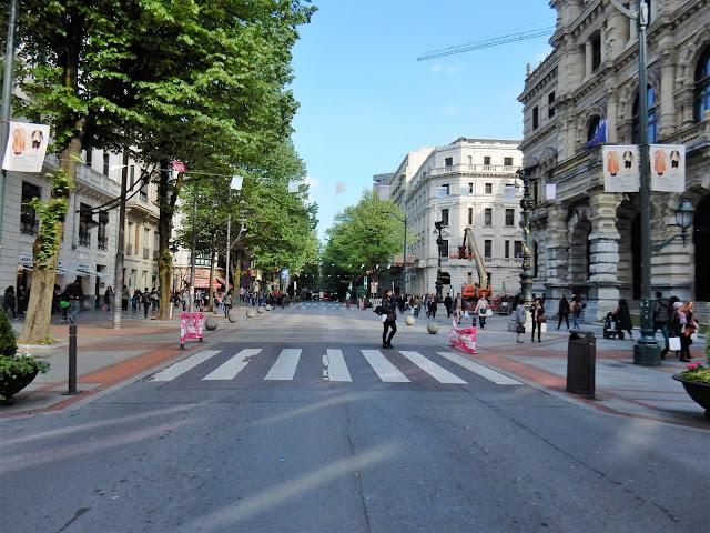 Ensanche, Gran Vía, Bilbao, España, Elisa N, Blog de Viajes, Lifestyle, Travel
