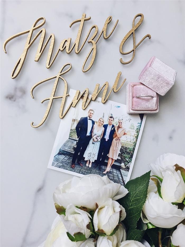 6 Monate verheiratet - was hat sich verändert?
