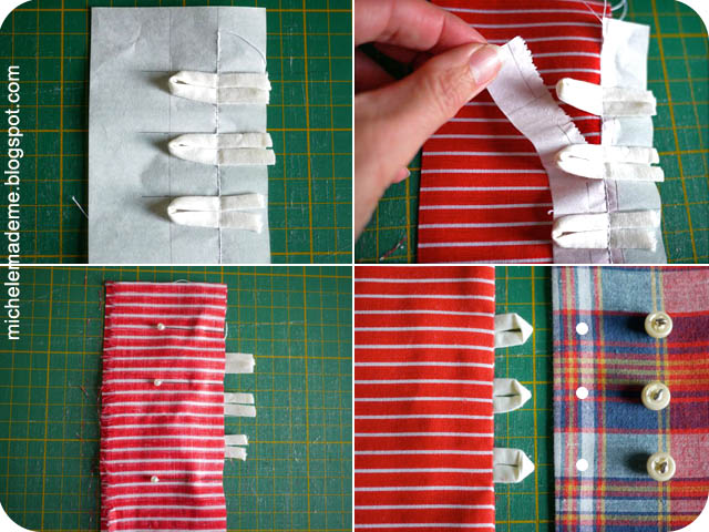 pickup some creativity sewing 101 with michele loop closures