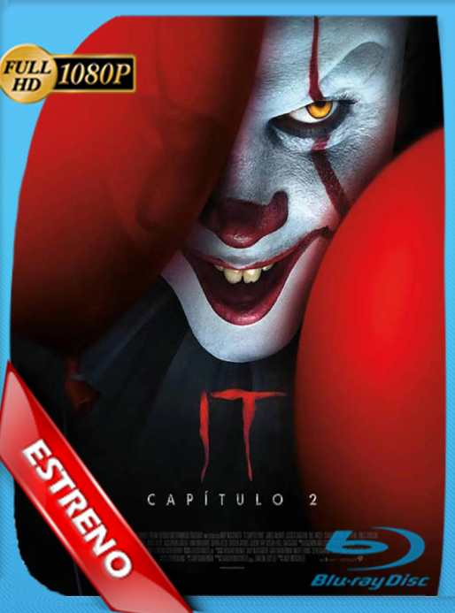 It. Capítulo Dos (It Chapter Two) (2019) HD [1080p] Latino [GoogleDrive] SilvestreHD