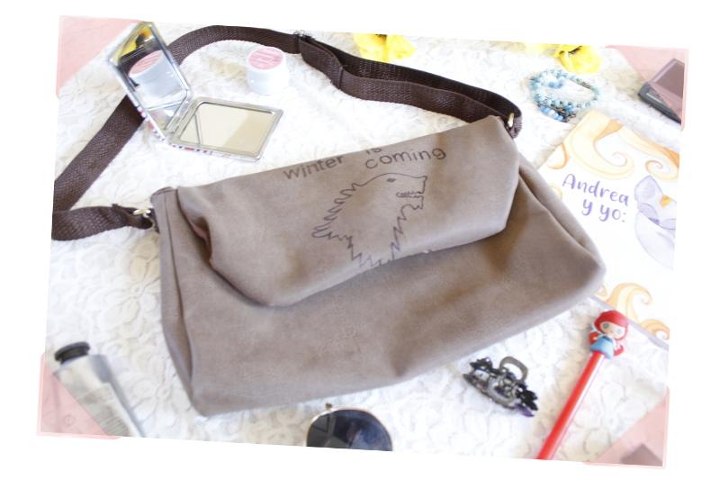 Bolsa DIY inspirada en Juego de Tronos
