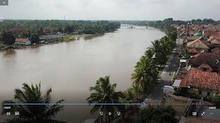 Pemkab OKI Minta BBWS Atur Pintu Air Untuk Atasi Banjir