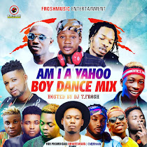 Mixtape: DJ T Frosh - JeKanmo Dance Mix (Vol  01