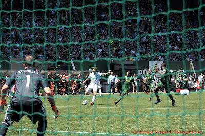 Timbers goalkeeper