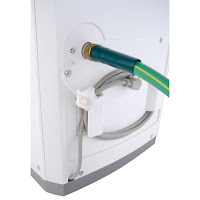 Continuous Draining with hook up to standard garden hose on Frigidaire FAD504DWD Dehumidifier