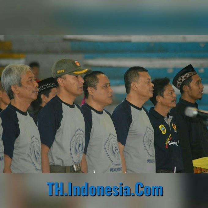 Turnamen Pencak Silat Kejurda Bupati Cup 2017 Dibuka Oleh Forkompinda Kabupaten Pati