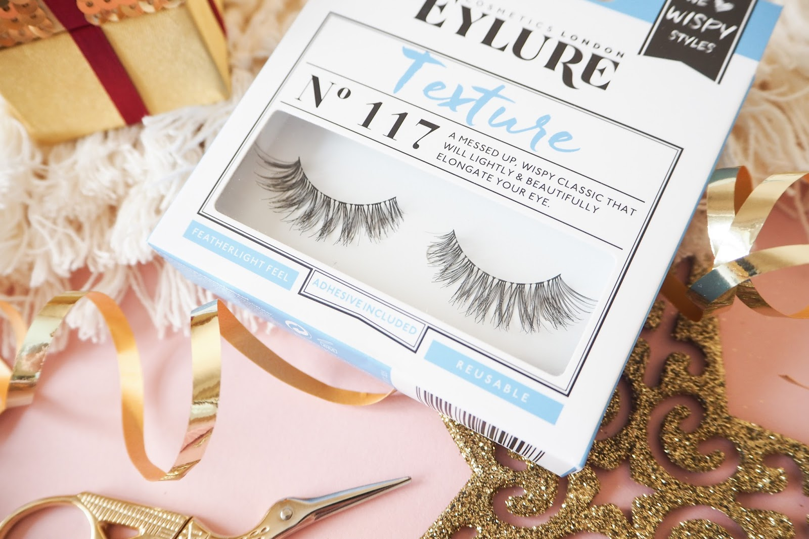 Eylure Texture 117 False Eyelashes