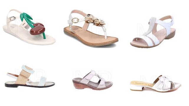 1but.pl sandały na płaskim obcasie obuwie damskie