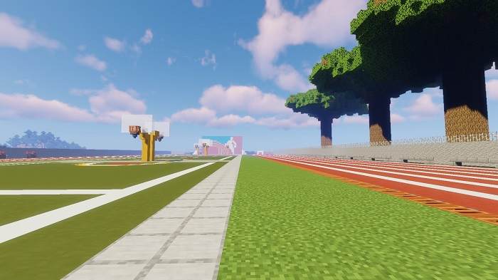 Pay Fong Middle School Students Built Their Entire School In Minecraft