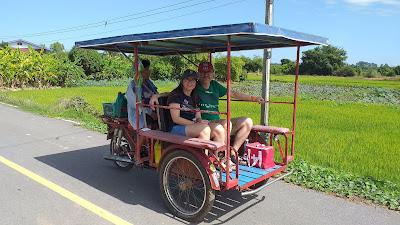 Motorradtaxi Tour Mango Garden Guesthouse