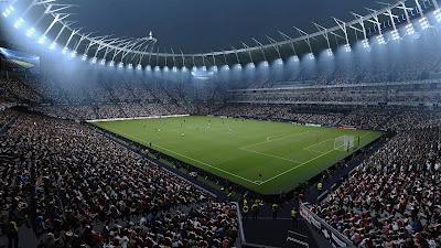 PES 2021 Stadium Tottenham Hotspur