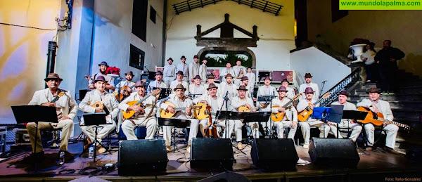 Los Benahoare despiden el año este lunes con un concierto en el Castillo de Santa Catalina